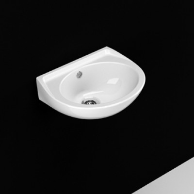 28 x 35 cm Oval Lavabo